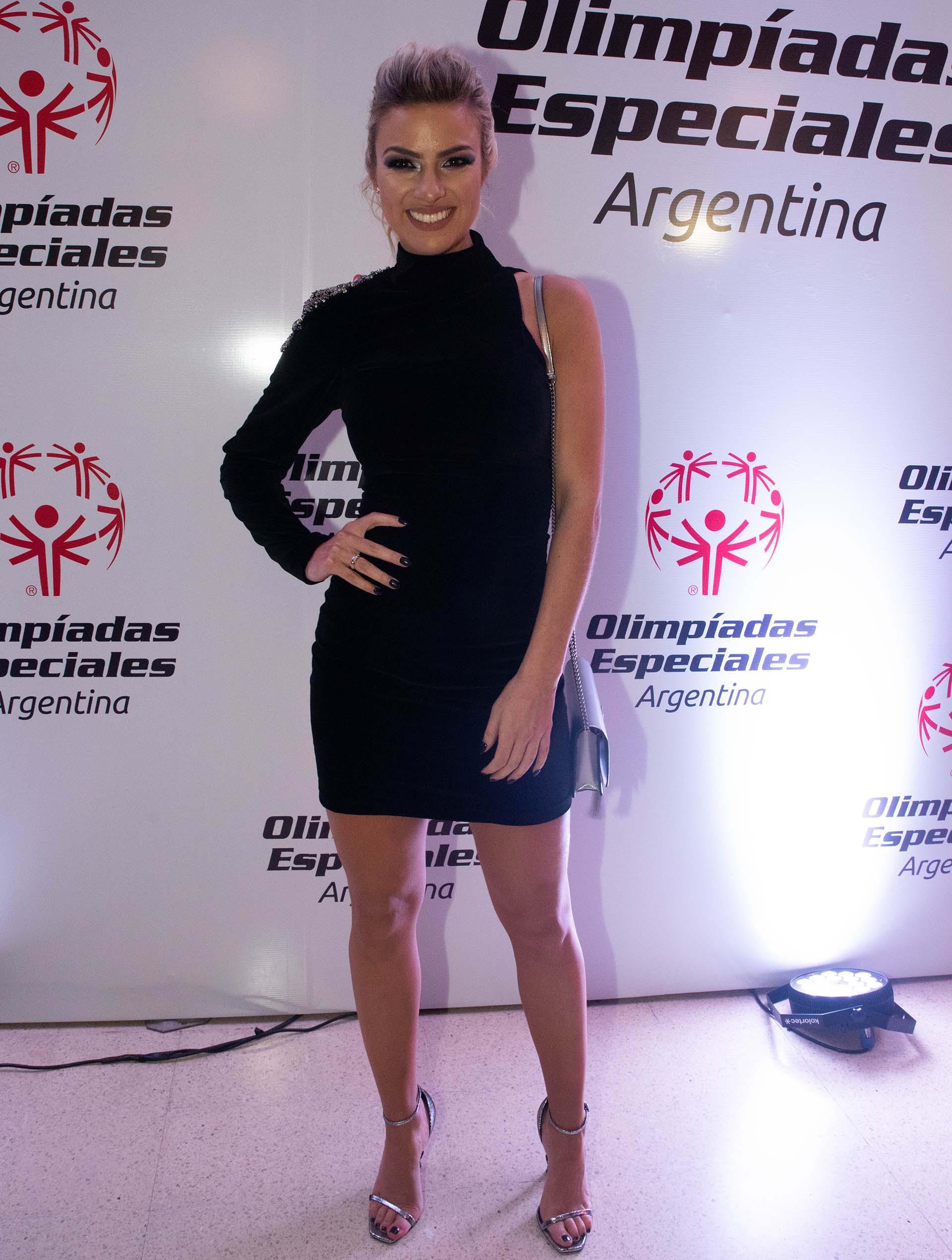 La modelo Ailén Bechara