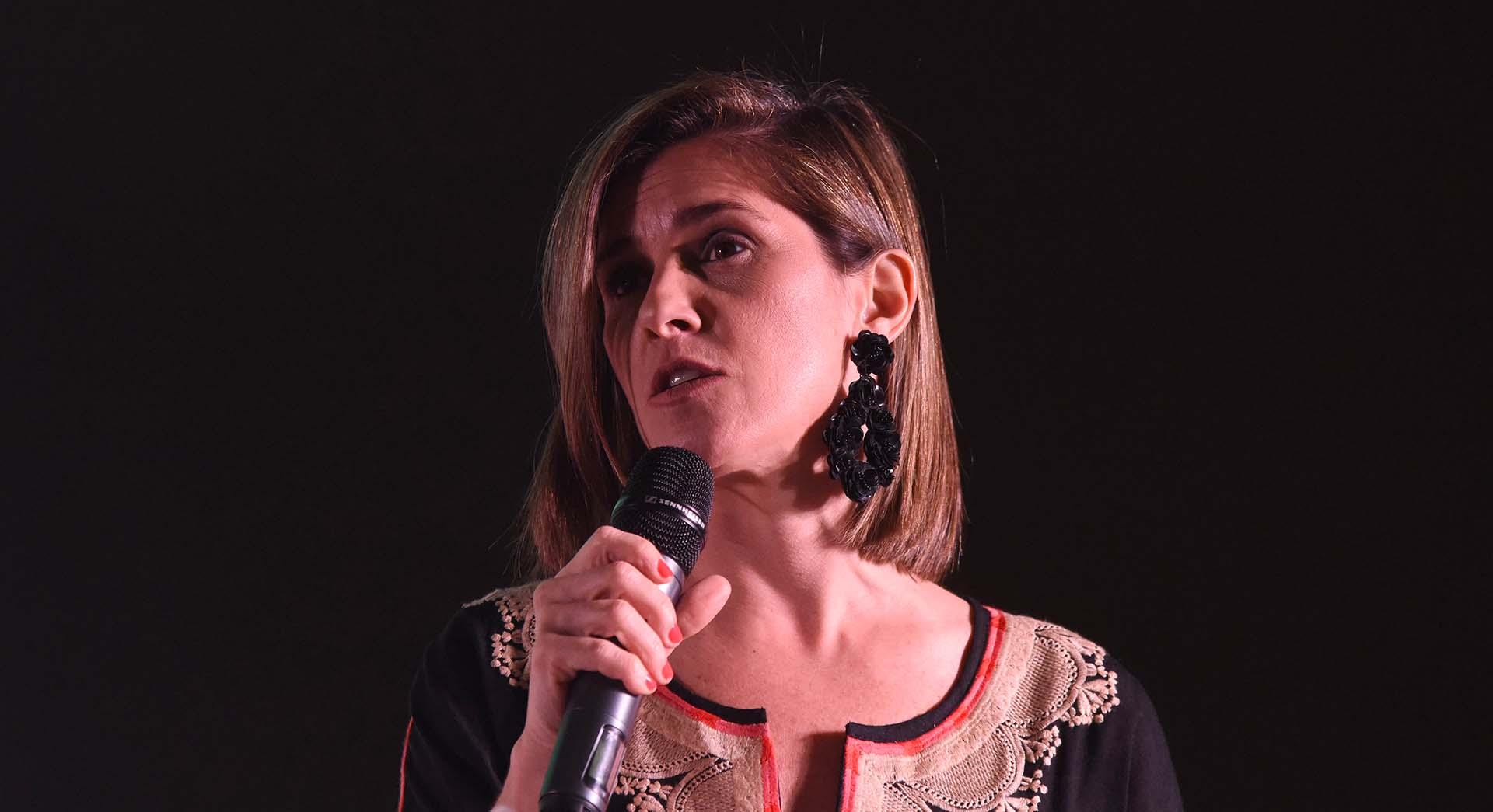 Mercedes Fielder, directora ejecutiva de Olimpíadas Especiales Argentina