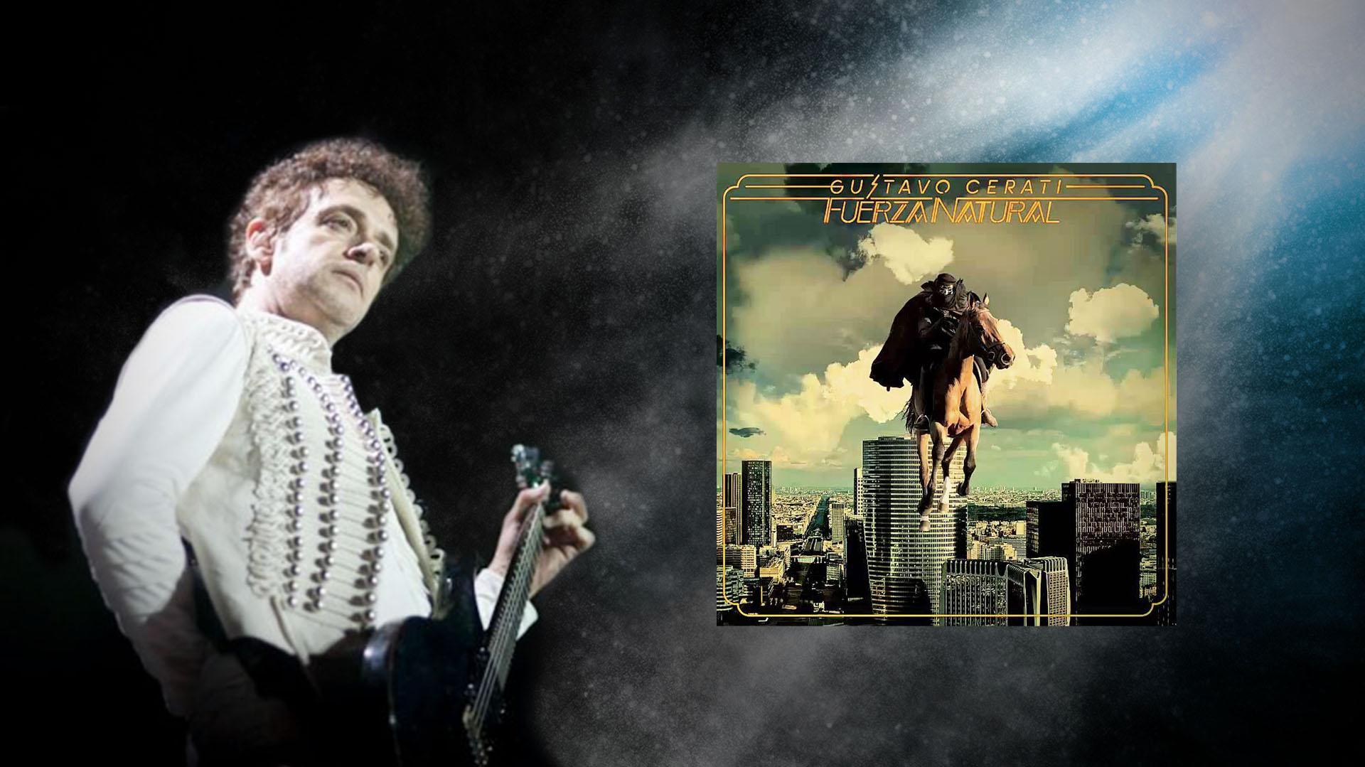 Se cumplen 10 años de Fuerza Natural, el último disco de Gustavo Cerati - Infobae