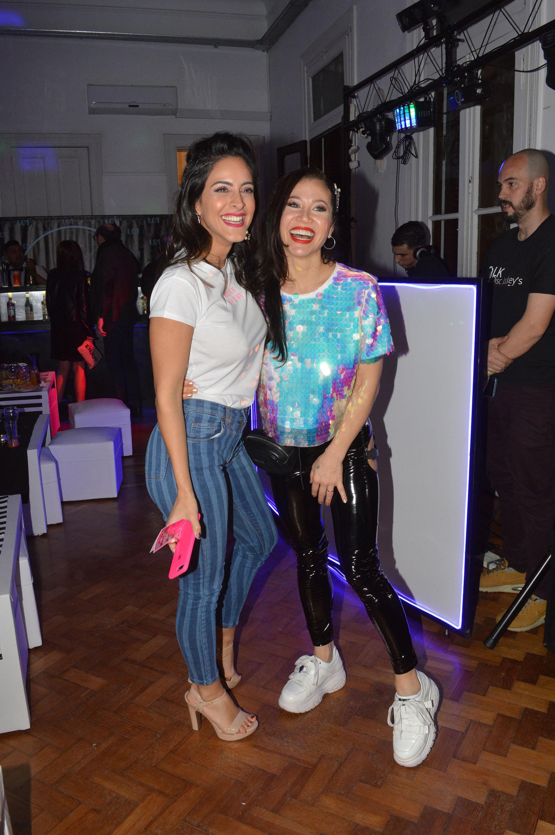 Celeste Muriega, otra de las amigas del medio de Adabel que asistió a la fiesta