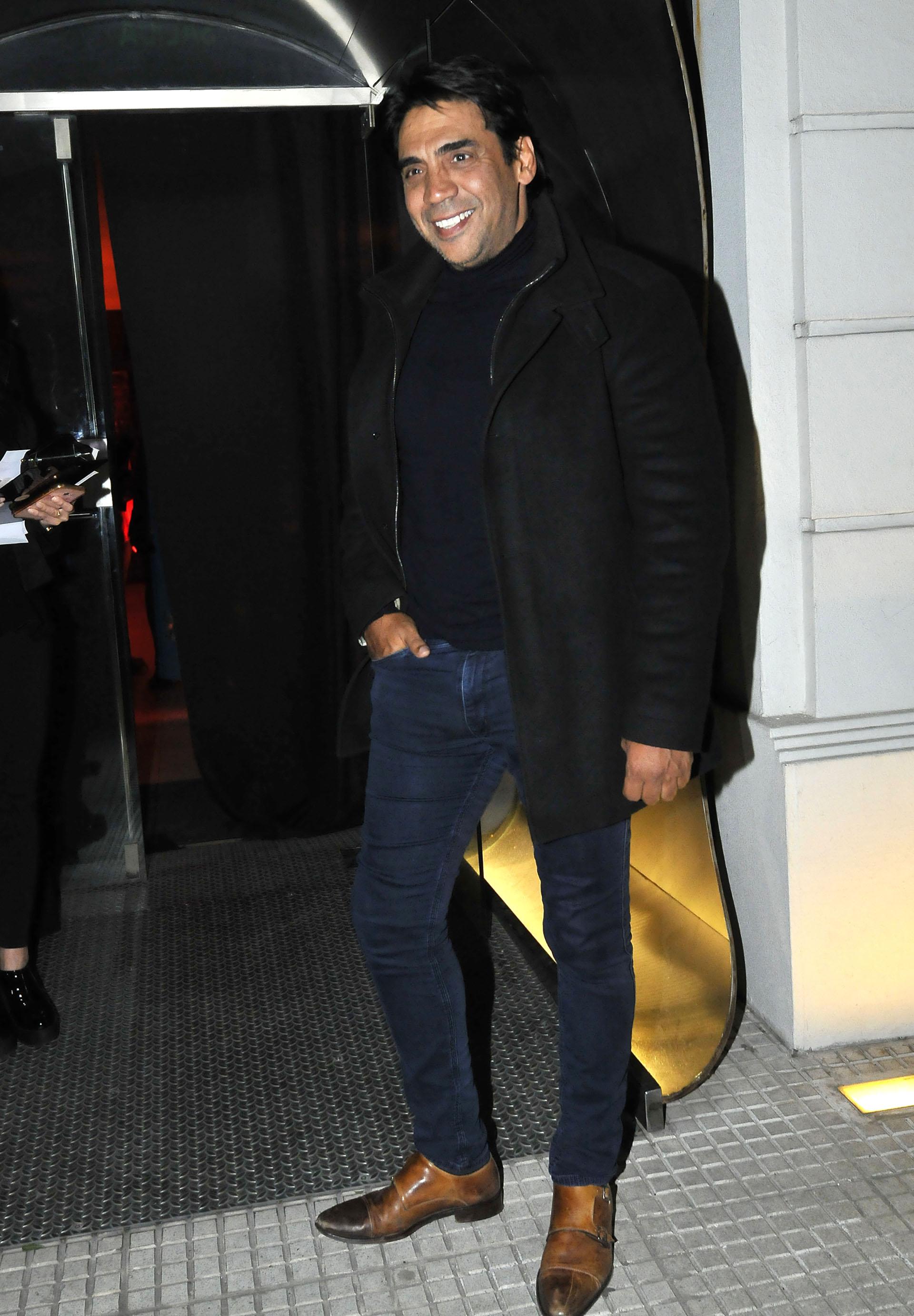 Coco Fernández estuvo presente en la fiesta que se realizó en Play Up, ubicado en el barrio de Palermo