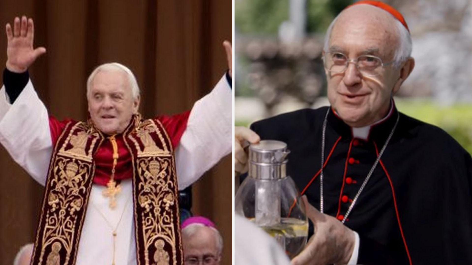 Resultado de imagen para Los dos Papas pelicula