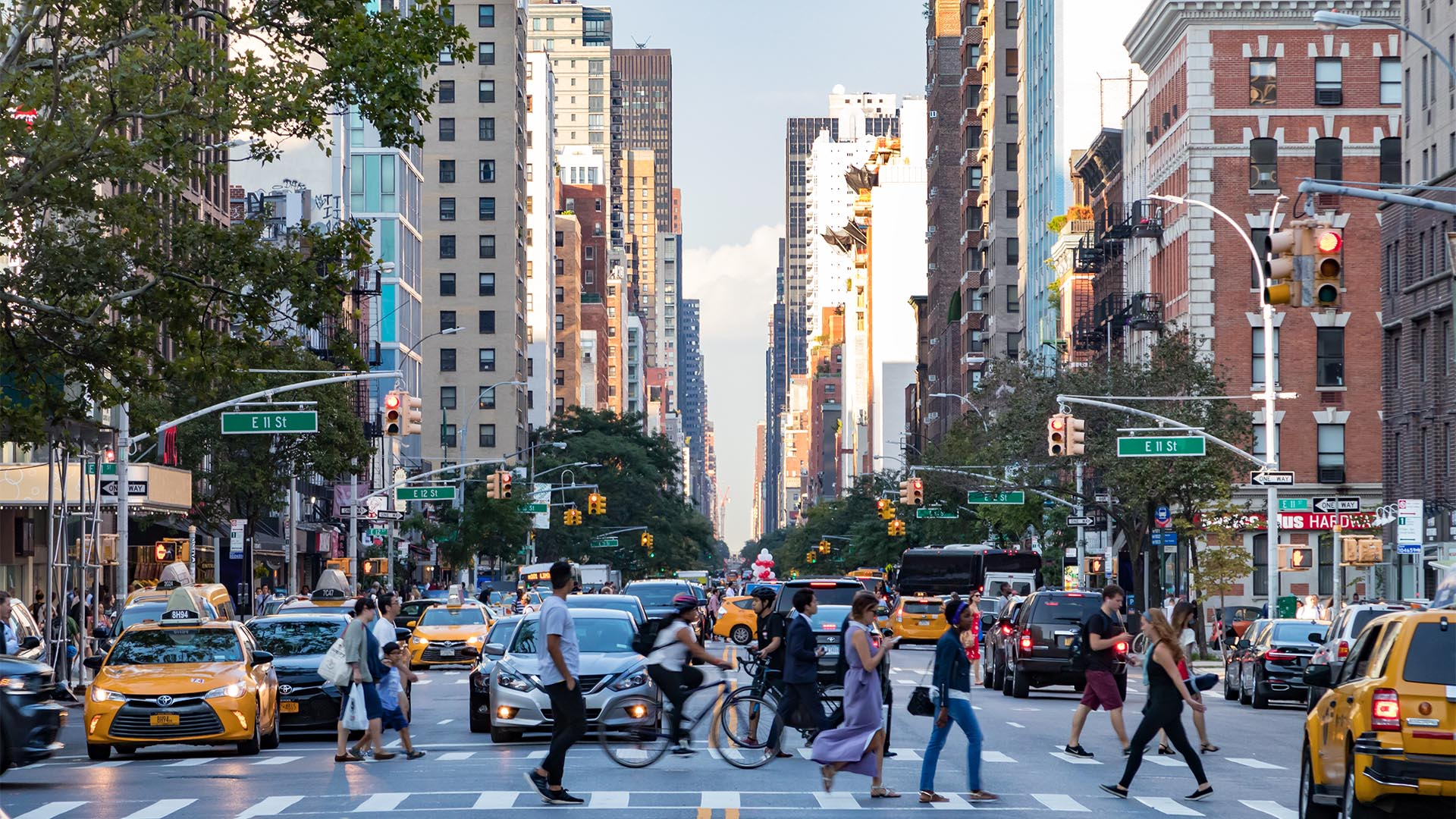 Nueva York es una de las grandes ciudades más seguras de Estados Unidos, con una tasa de criminalidad por habitante incluso más baja que el promedio nacional