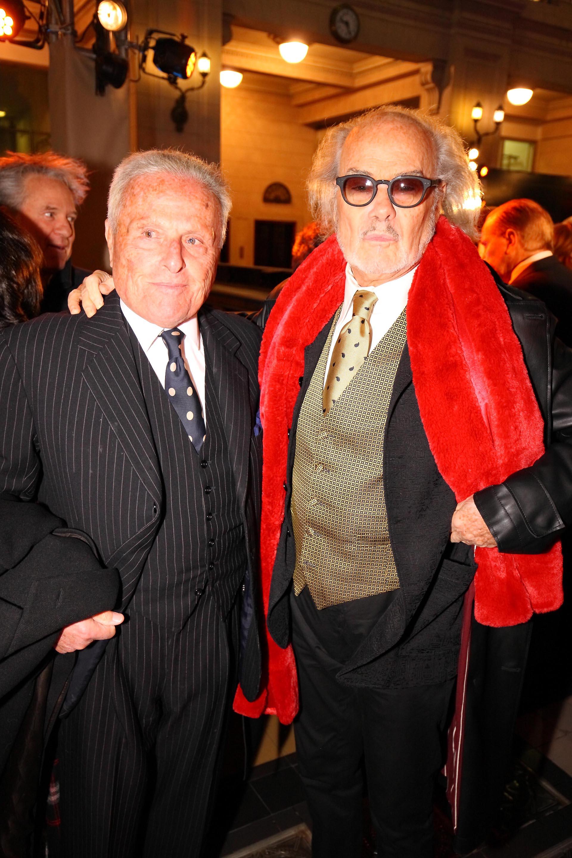 Rafael de Oliveira Cezar y Gino Bogani