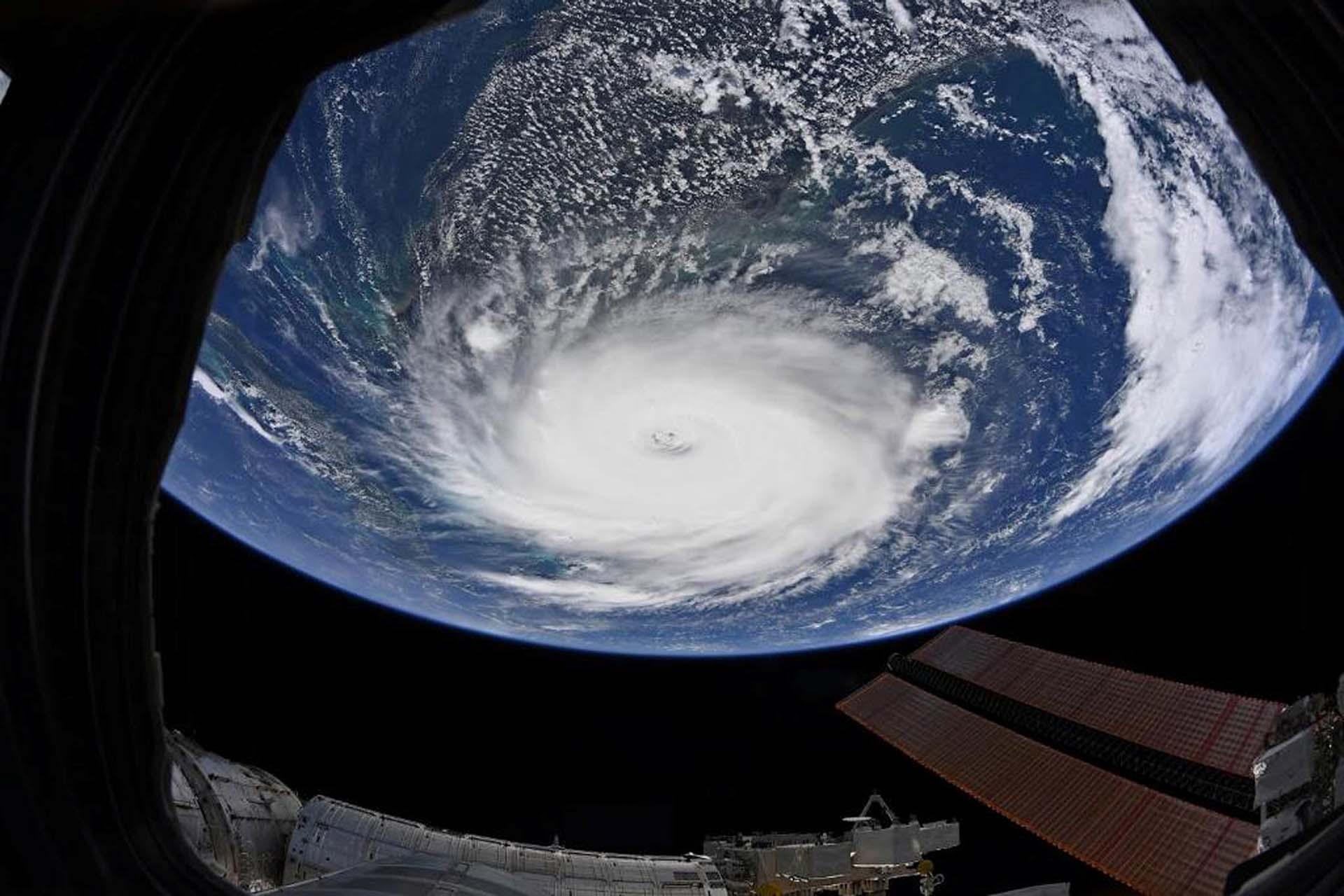 Vista desde el espacio ( Christina Koch/NASA/Handout via REUTERS)