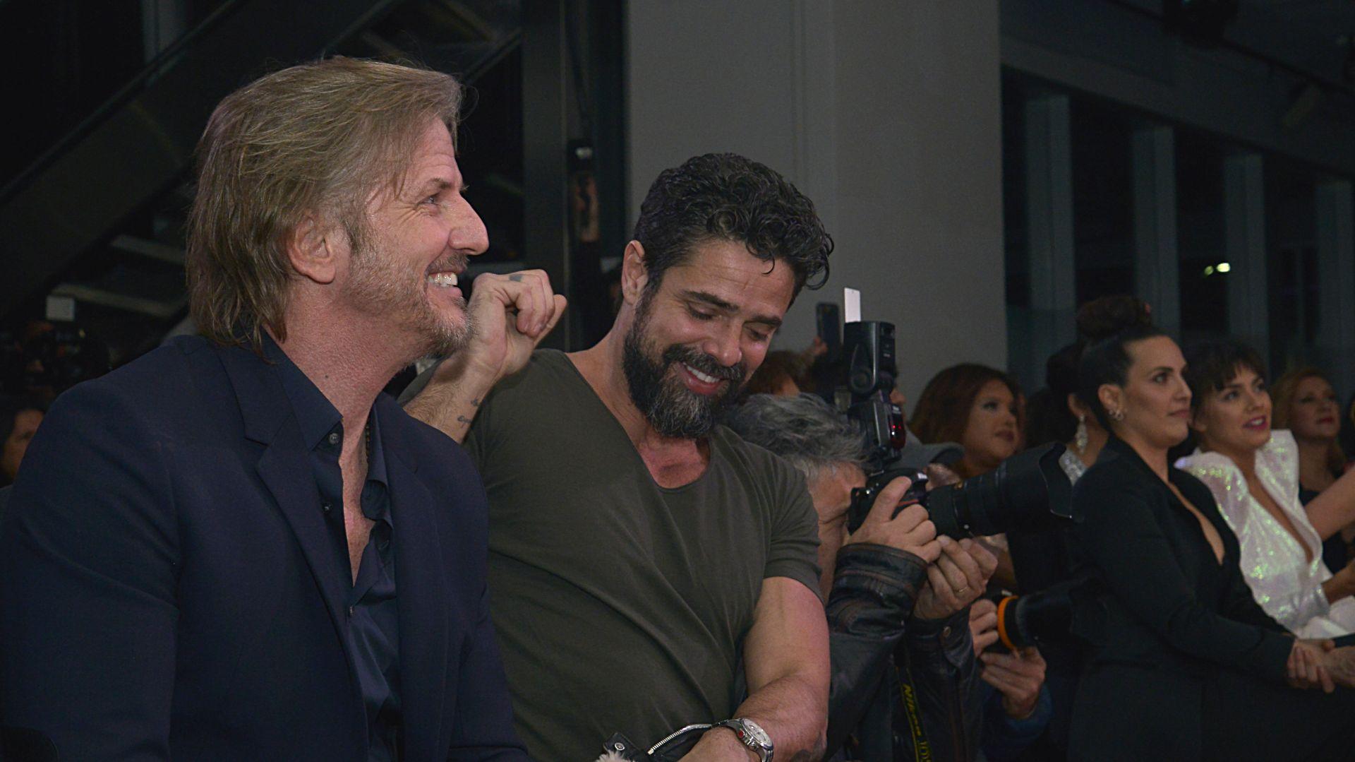 Facundo Arana y Luciano Castro (Foto: Gustavo Gavotti)