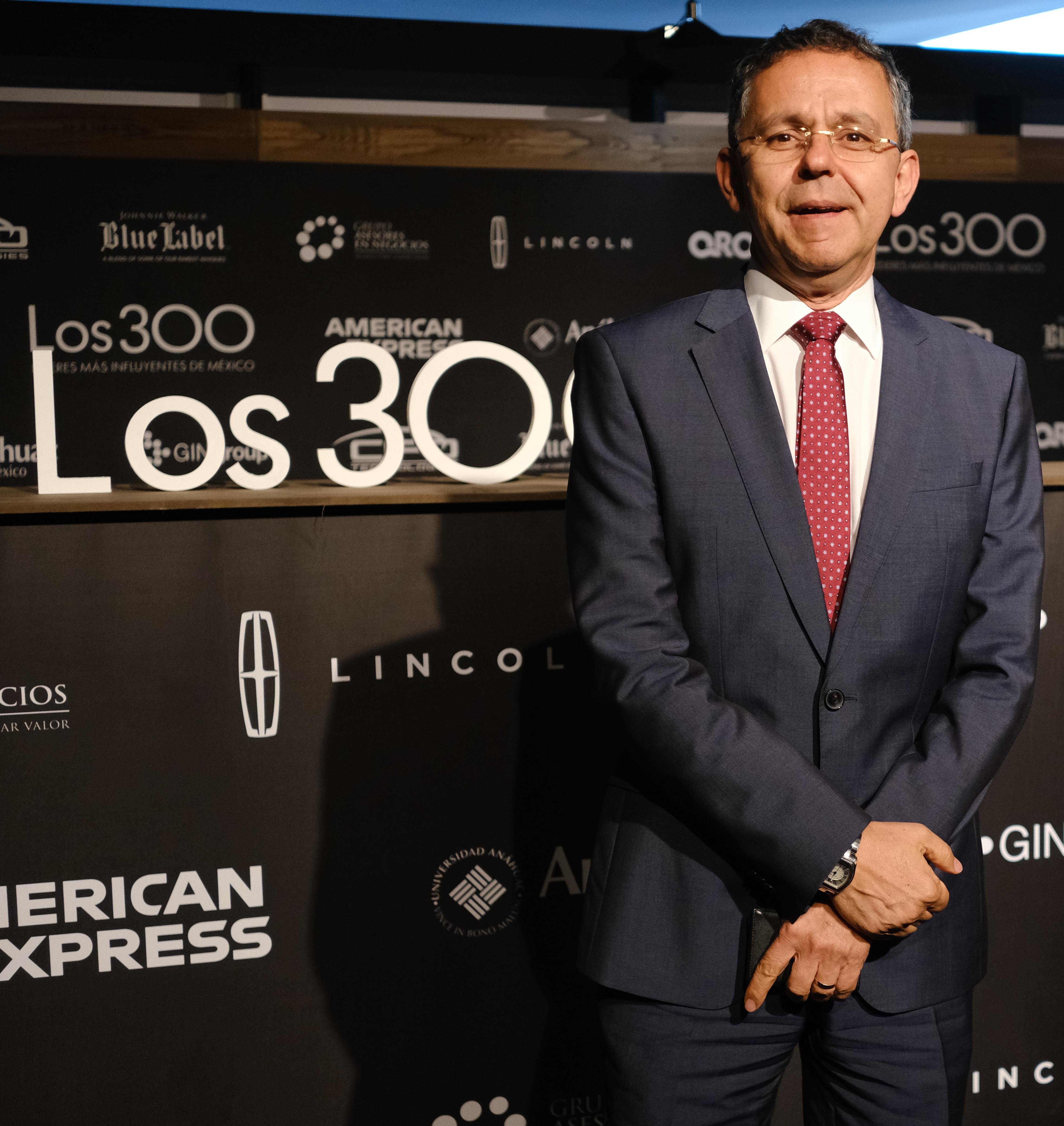 Cesar Yañez, encargado del Ejecutivo de relaciones institucionales con gobernadores