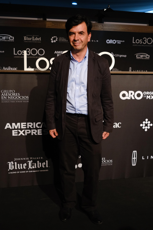 Jesús Ramírez Cuevas, vocero del Gobierno de la República
