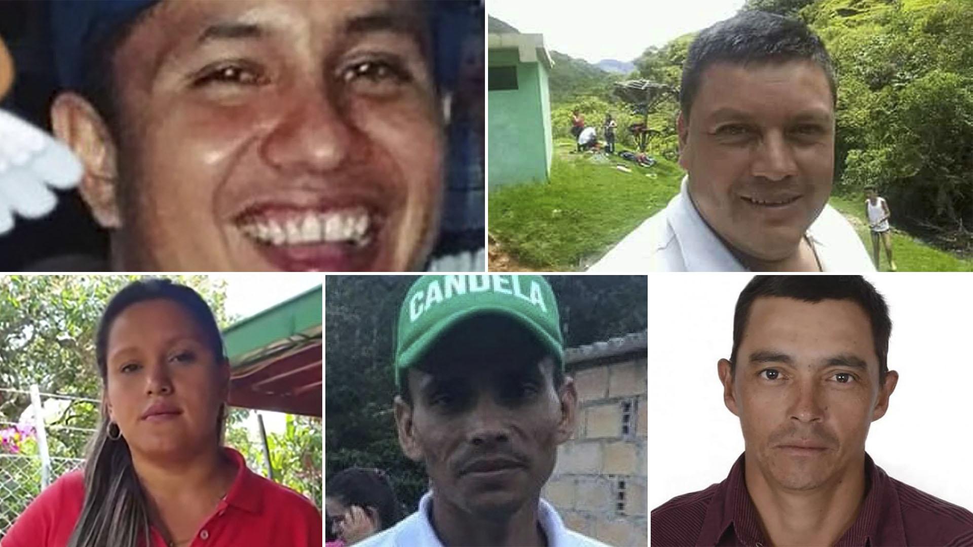 Resultado de imagen para asesinato de candidatos en colombia