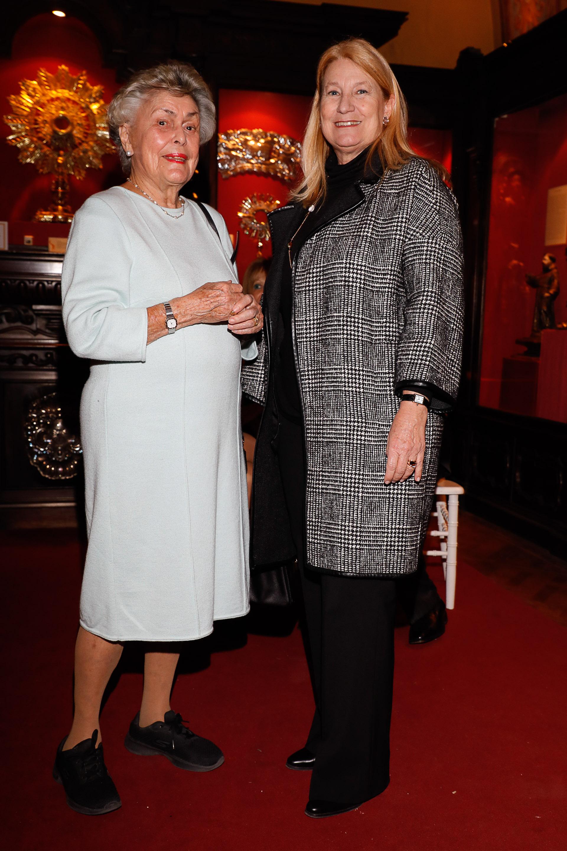 Susana De Bary & María Taquini de Blaquier