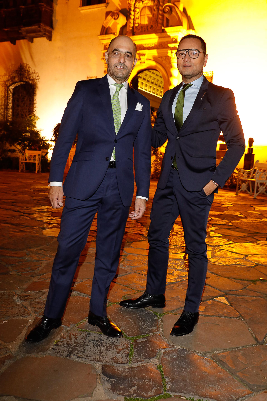 Walter D´Aloia Criado & Fabián Medina Flores