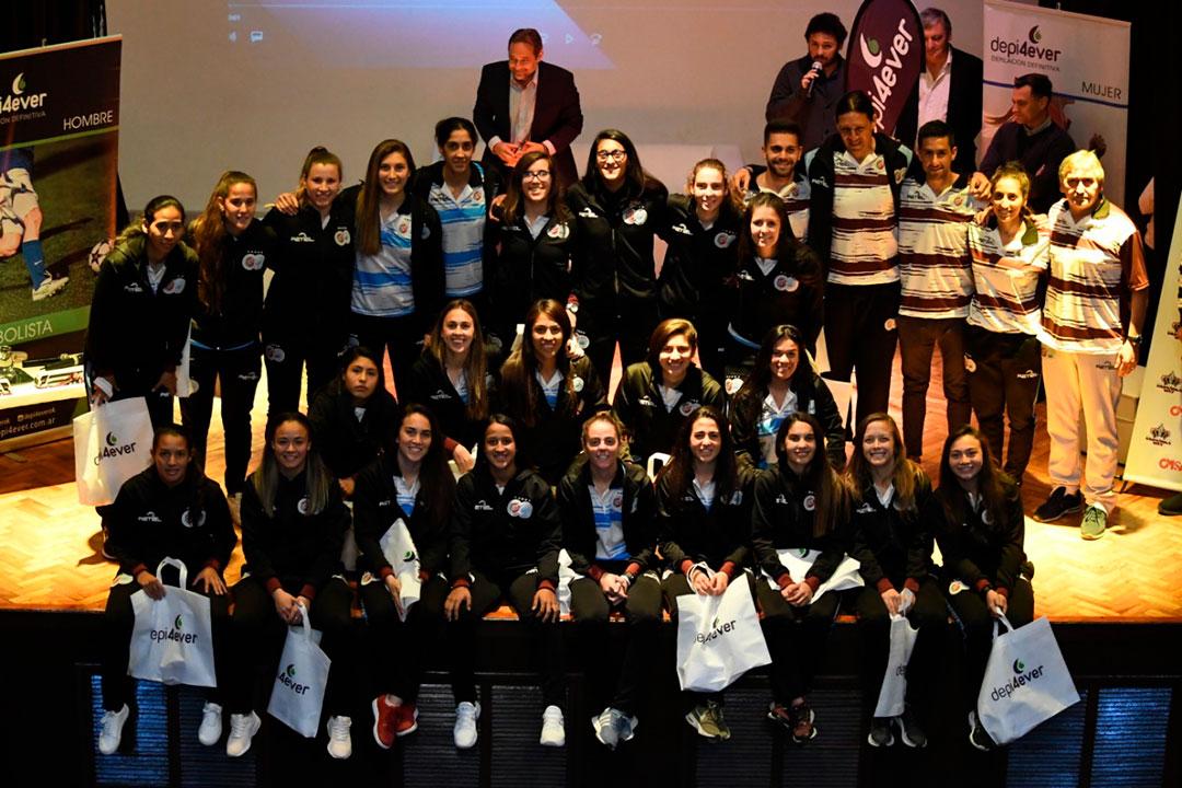 Presentacion del equipo femenino de UAI Urquiza (3)