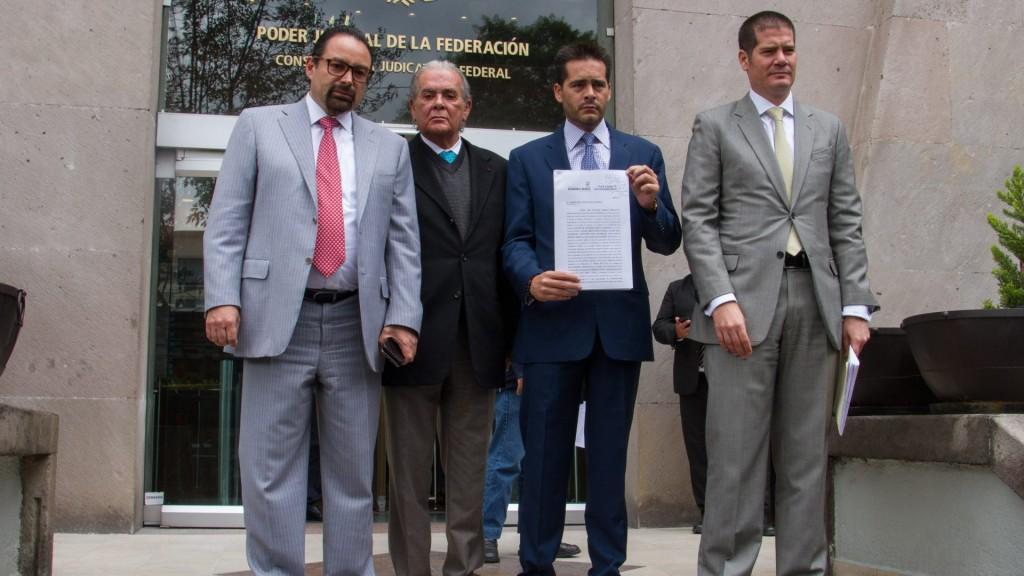 Los abogados de Rosario Robles pertenecían a dos despachos de abogados: Bufete Hernández y Abogados y Oléa & Oléa Abogados (Foto: Cuartoscuro)