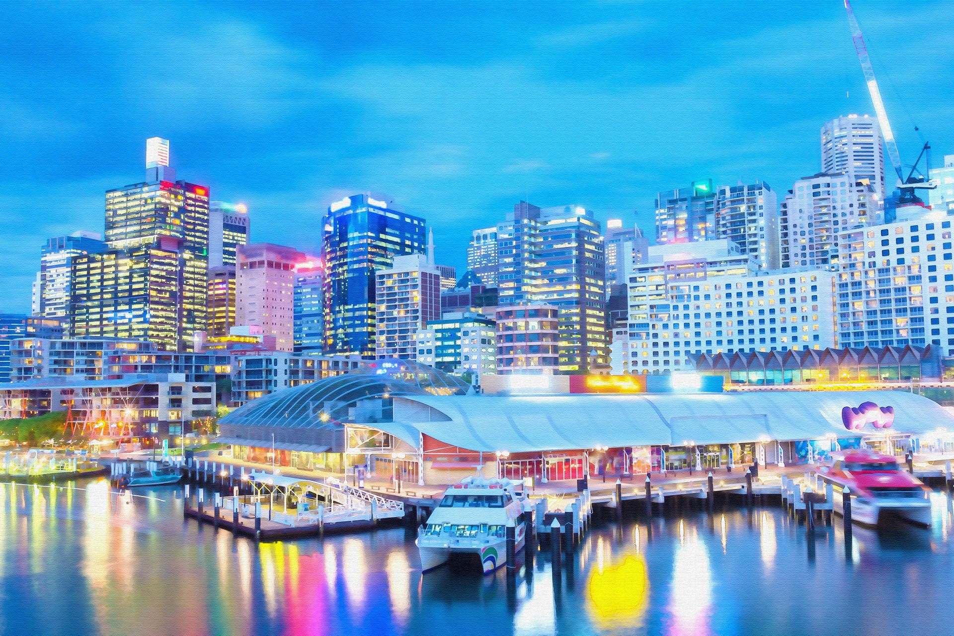 Lo cierto es que la ciudad australiana es un paraíso moderno y de vanguardia donde la vida marítima, la cocina de primer nivel y la cultura confluyen para crear un rincón del planeta digno de un viaje inolvidable