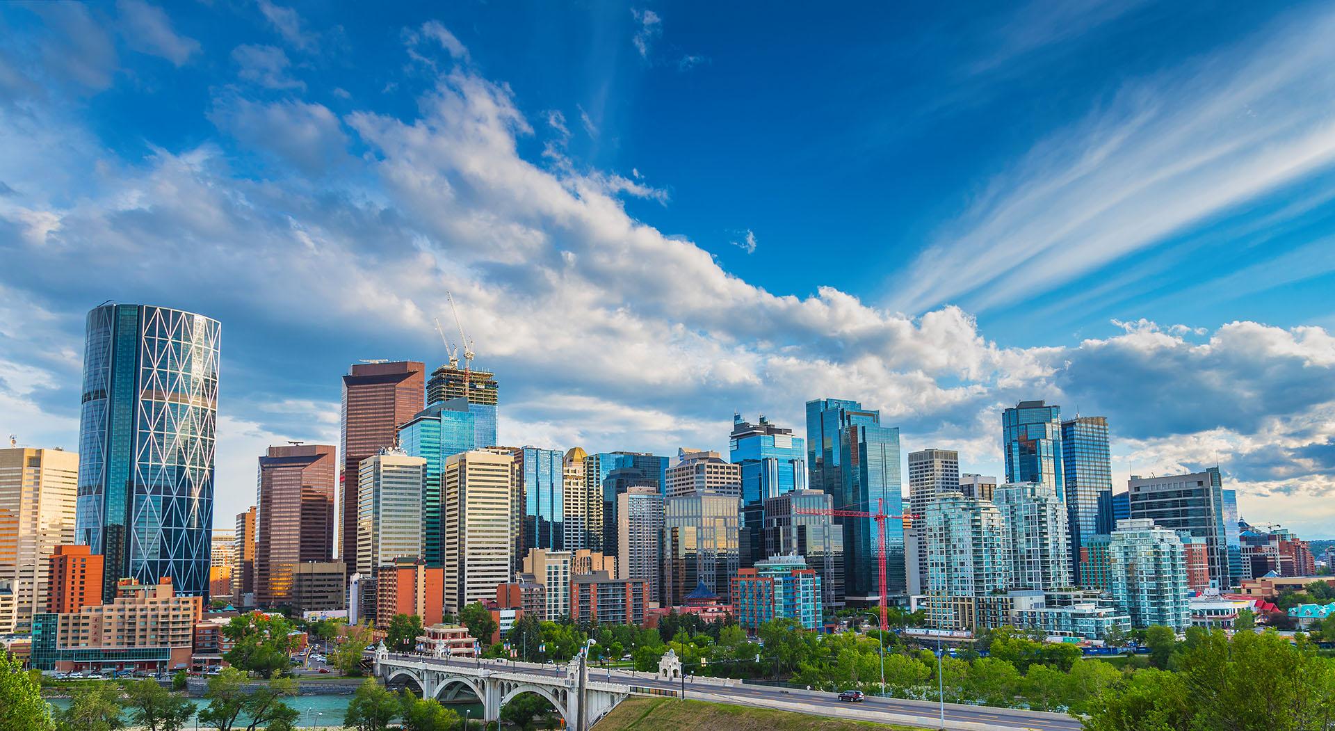 Ubicada en Canadá, la ciudad de Calgary ocupa el quinto puesto del ranking