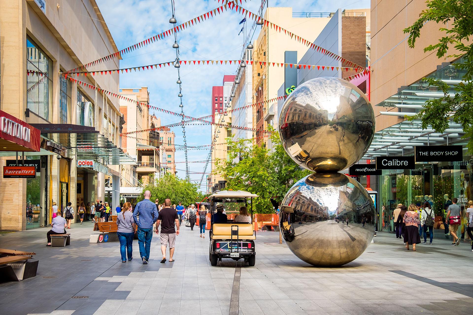 Coronando el ranking, se encuentra la tercera ciudad australiana que, a diferencia delas anteriores, se destaca por la naturaleza que la rodea