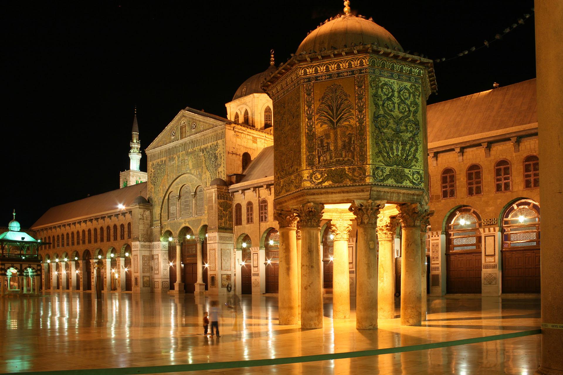 Como todos los años, el mismo ranking elabora también un listado de las diez ciudades menos habitables. La primera es Damasco, la capital de Siria (Shutterstock)