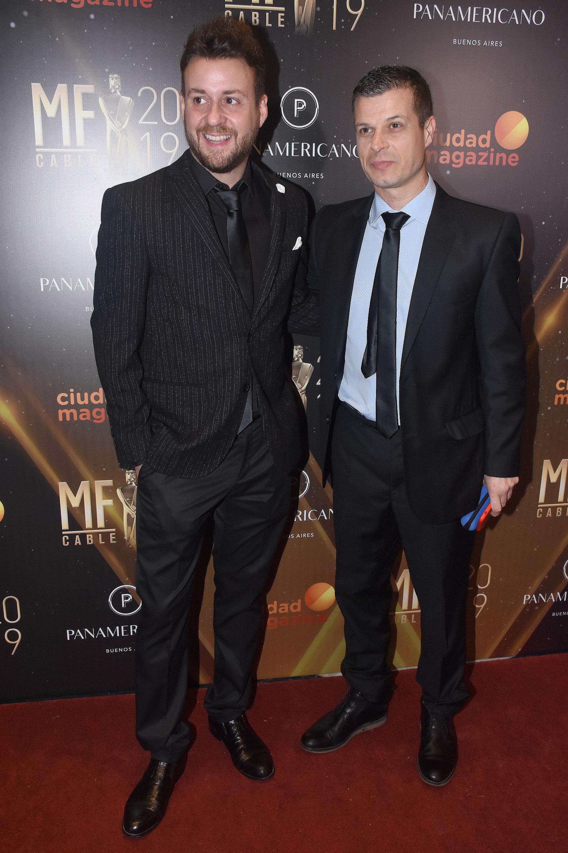 Leo Paradizo y Marcelo Fiasche