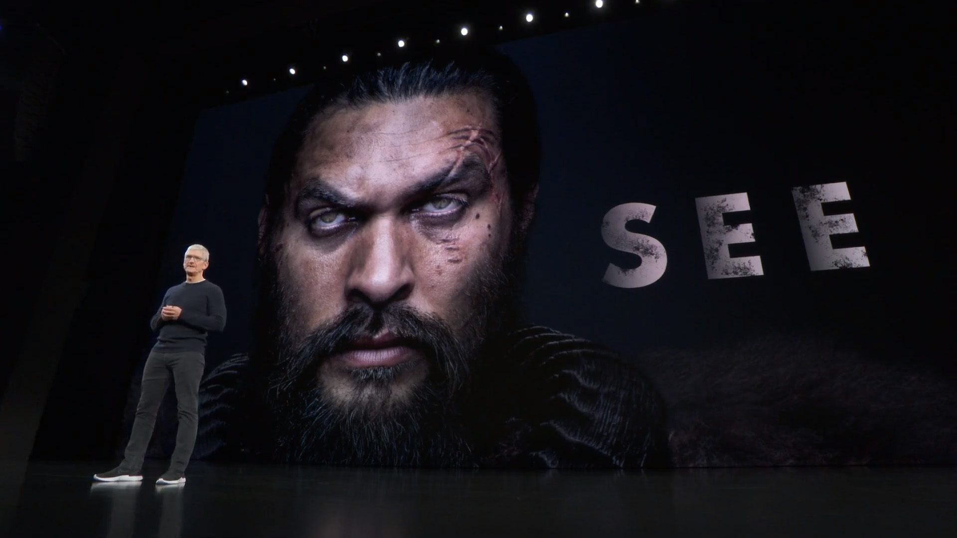 """See"" es una de las series que se podrá comenzar a ver en Apple TV Plus"