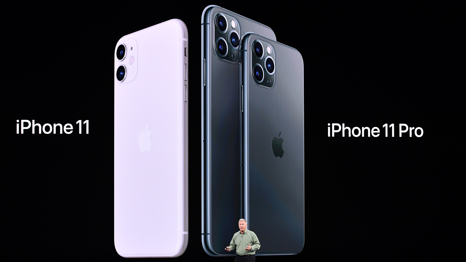 El iPhone 11 se comercializará a partir de los USD 699, el iPhone 11 Pro se venderá desde USD 999 y el iPhone 11 Pro Max, desde USD 1099 (Photo by Josh Edelson / AFP)