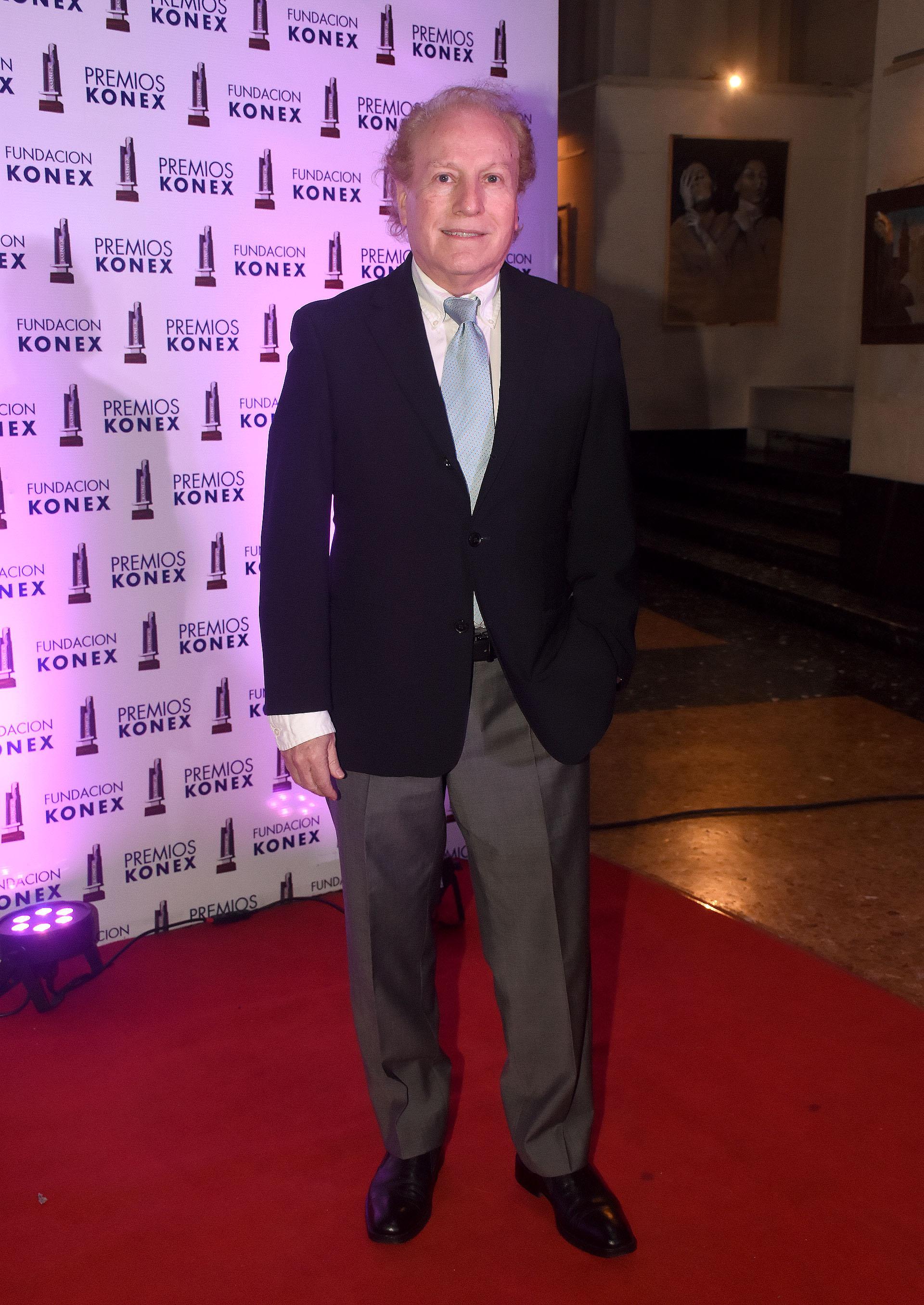 Enrique Arturo Diemecke, ganador del Premio Konex en la terna Director de Orquesta
