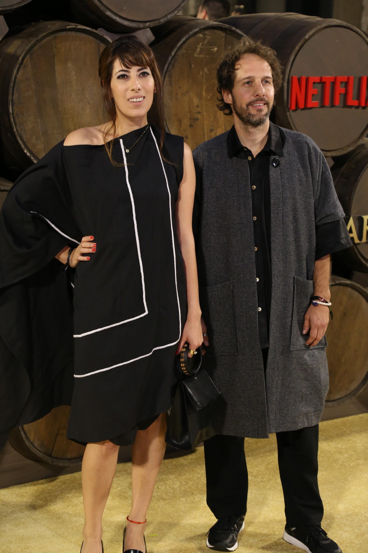 Sara Manni y Ricardo Reynaud