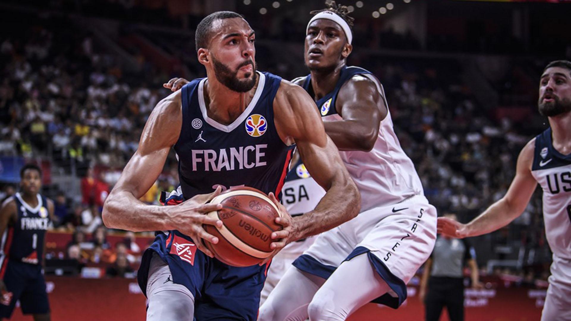 Resultado de imagen para Rudy Gobert, Francia, Utah Jazz