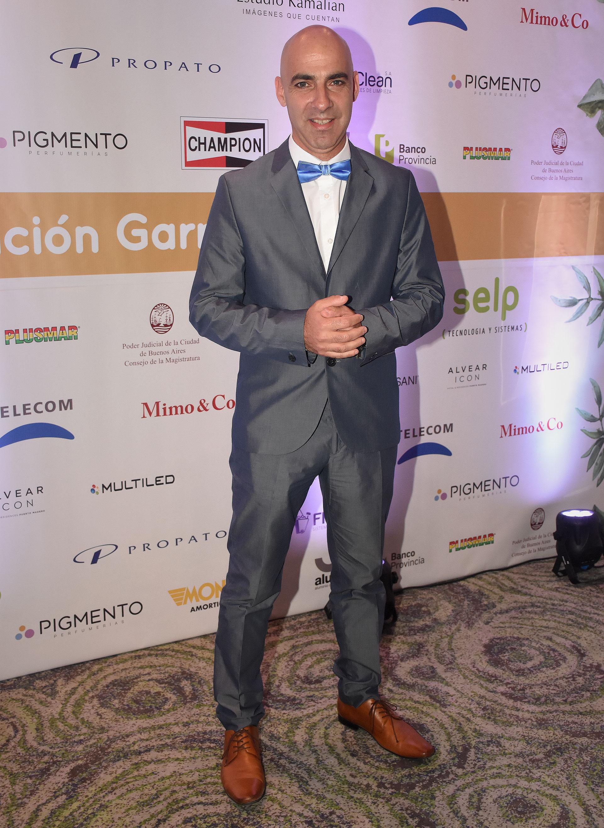 Carlos Kambourian, médico y presidente del Consejo de Administración del Hospital Garrahan