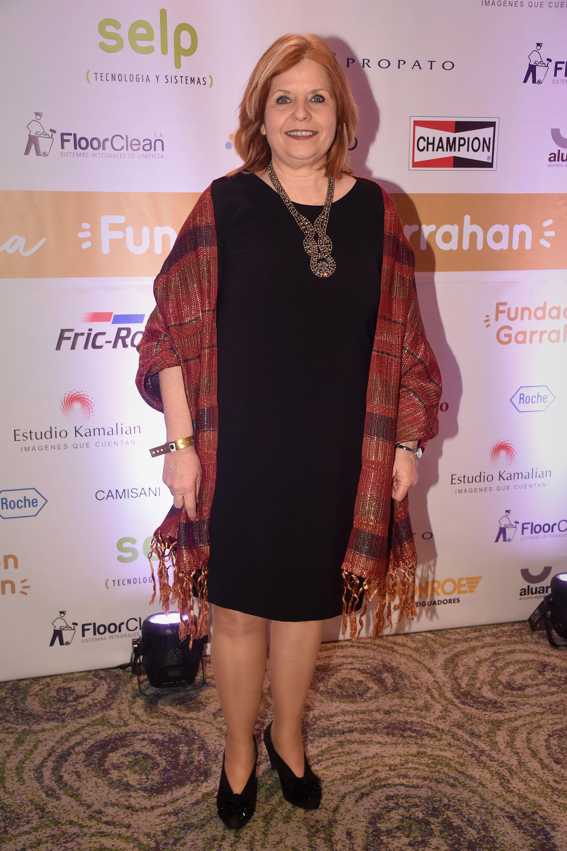 La ministra de Salud de la Ciudad de Buenos Aires, Ana María Bou Pérez