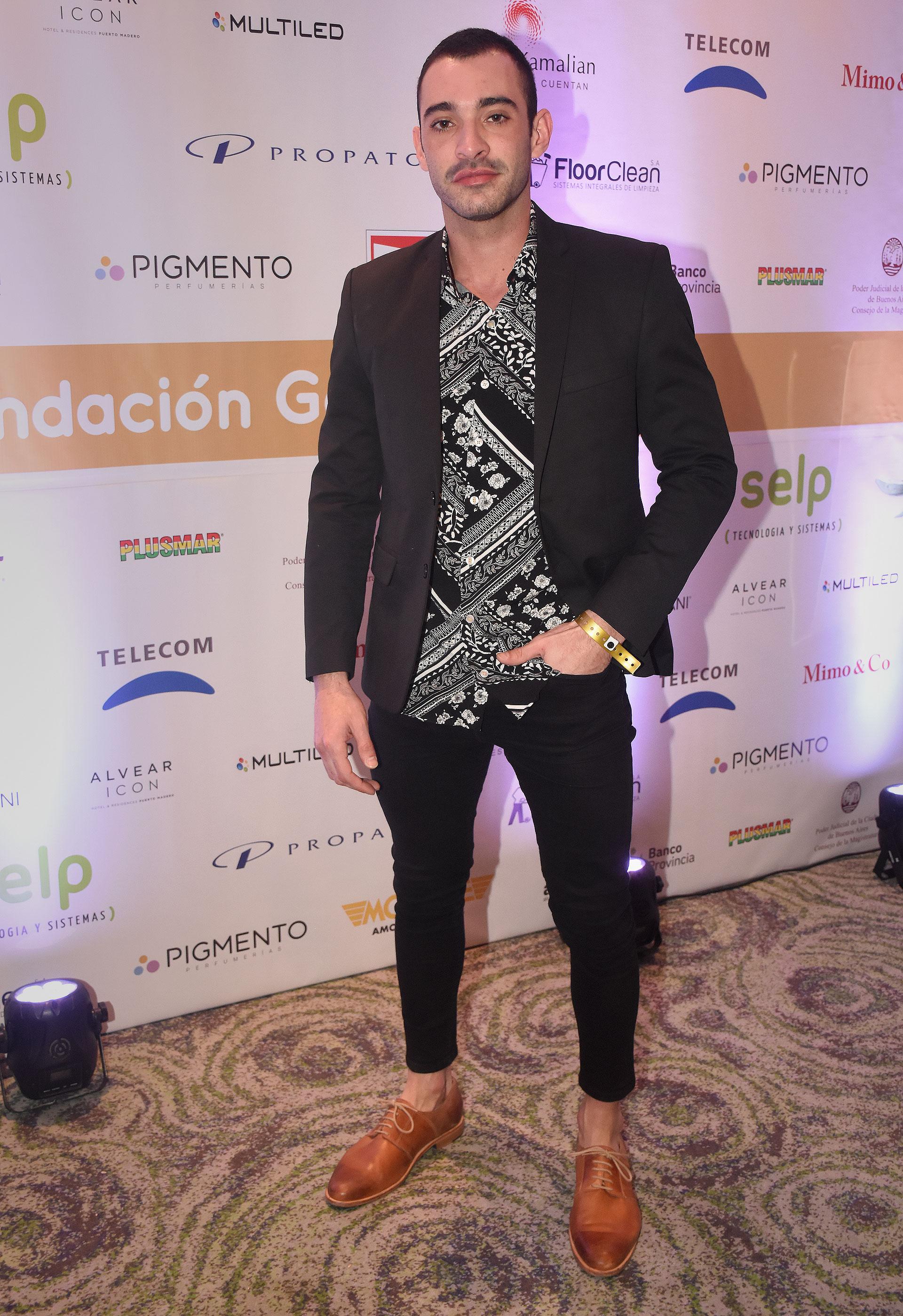 """Ignacio """"Nacho"""" Sureda, más conocido como """"el Pantera"""", por su personaje en El Marginal 2"""