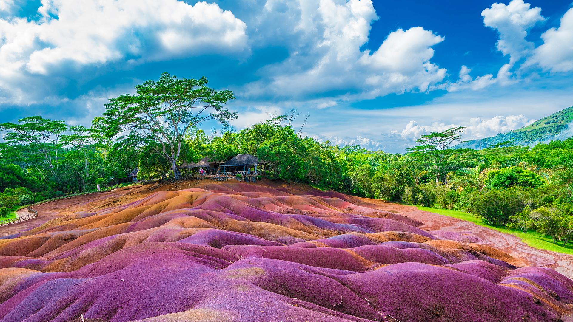 Mauricio es una de las islas tropicales más bellas y accesibles de la costa este de África