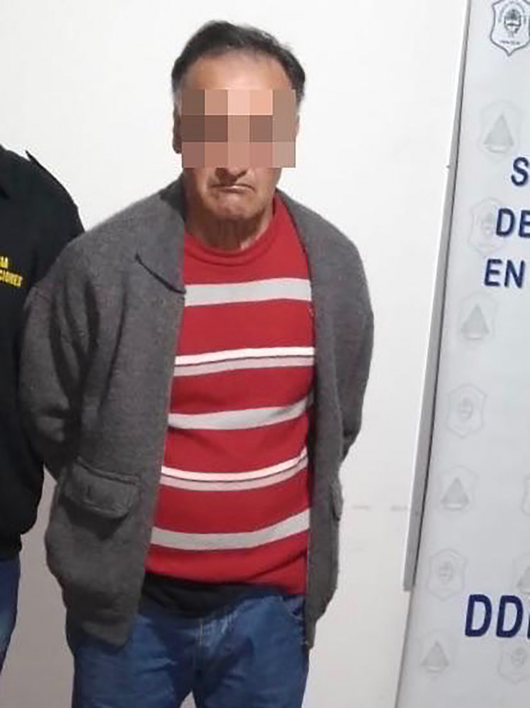 Caso Navila Garay detenido