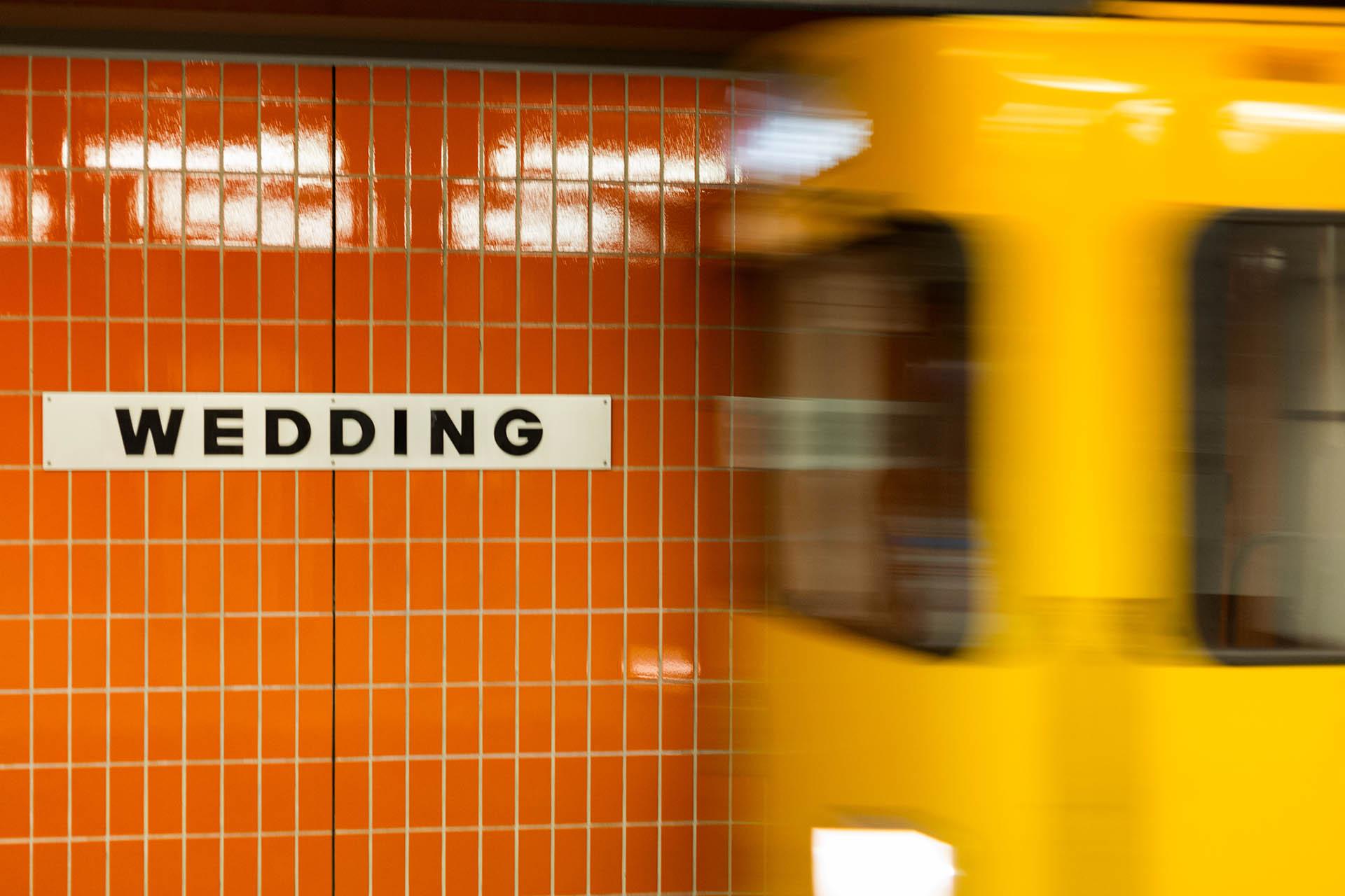 """""""Desde sus clásicas experiencias de pub alemán hasta sus espectáculos de arte subterráneos, Wedding es un recordatorio de lo que le dio a la capital alemana su atmósfera eléctrica en primer lugar"""""""