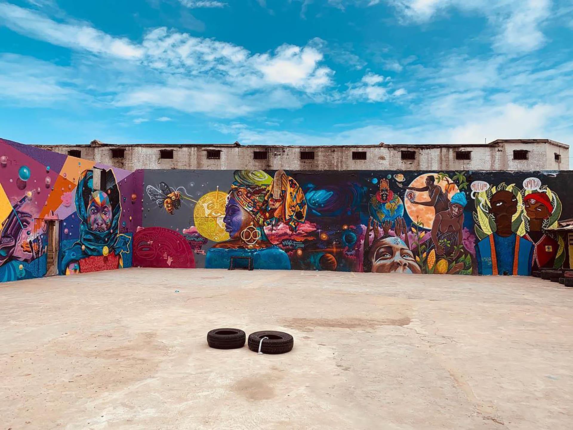 Jamestown es uno de los asentamientos más antiguos de Ghana. También es uno de los distritos más animados de la región de Accra y el lugar ideal para capturar los espíritus crudos de la danza y la música