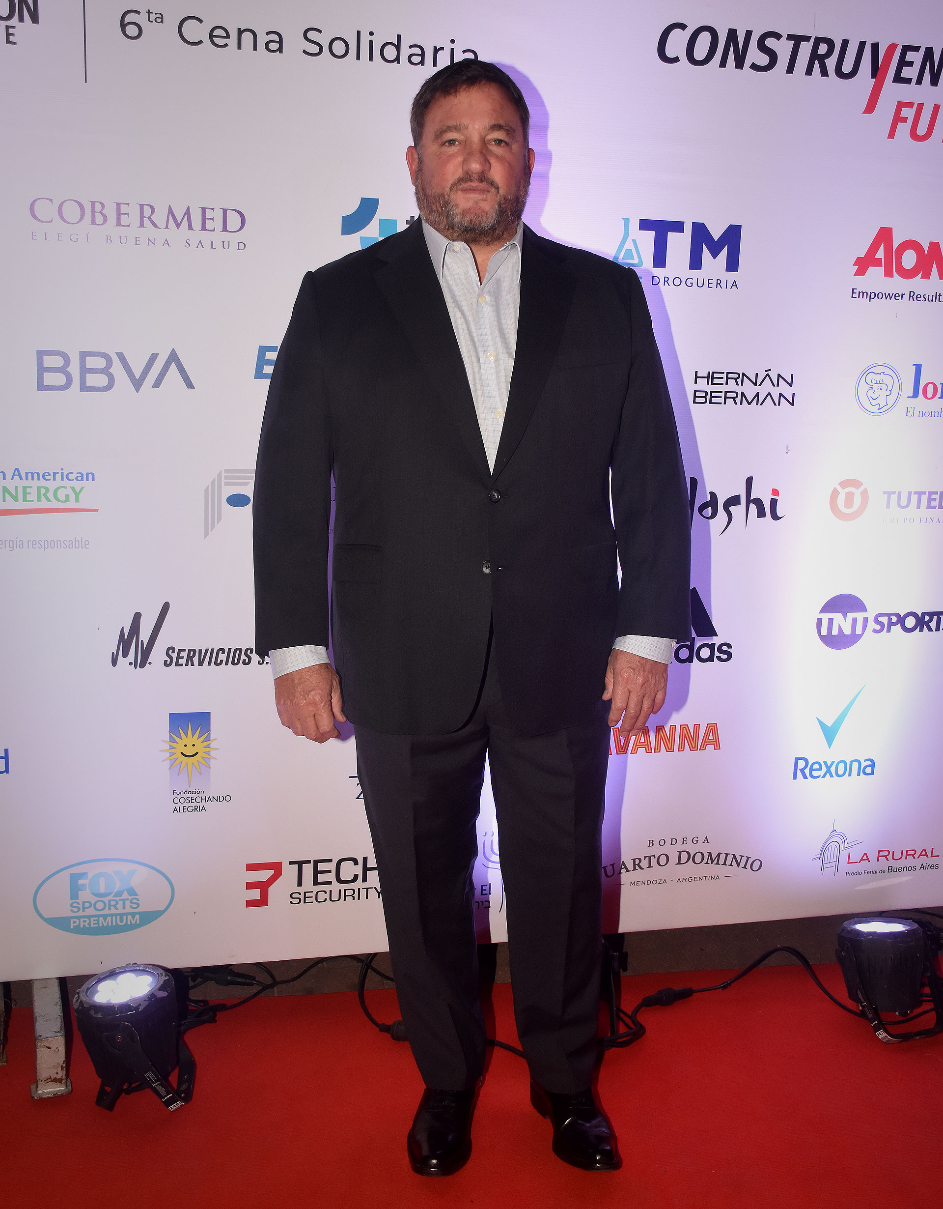 El empresario Alejandro Macfarlane