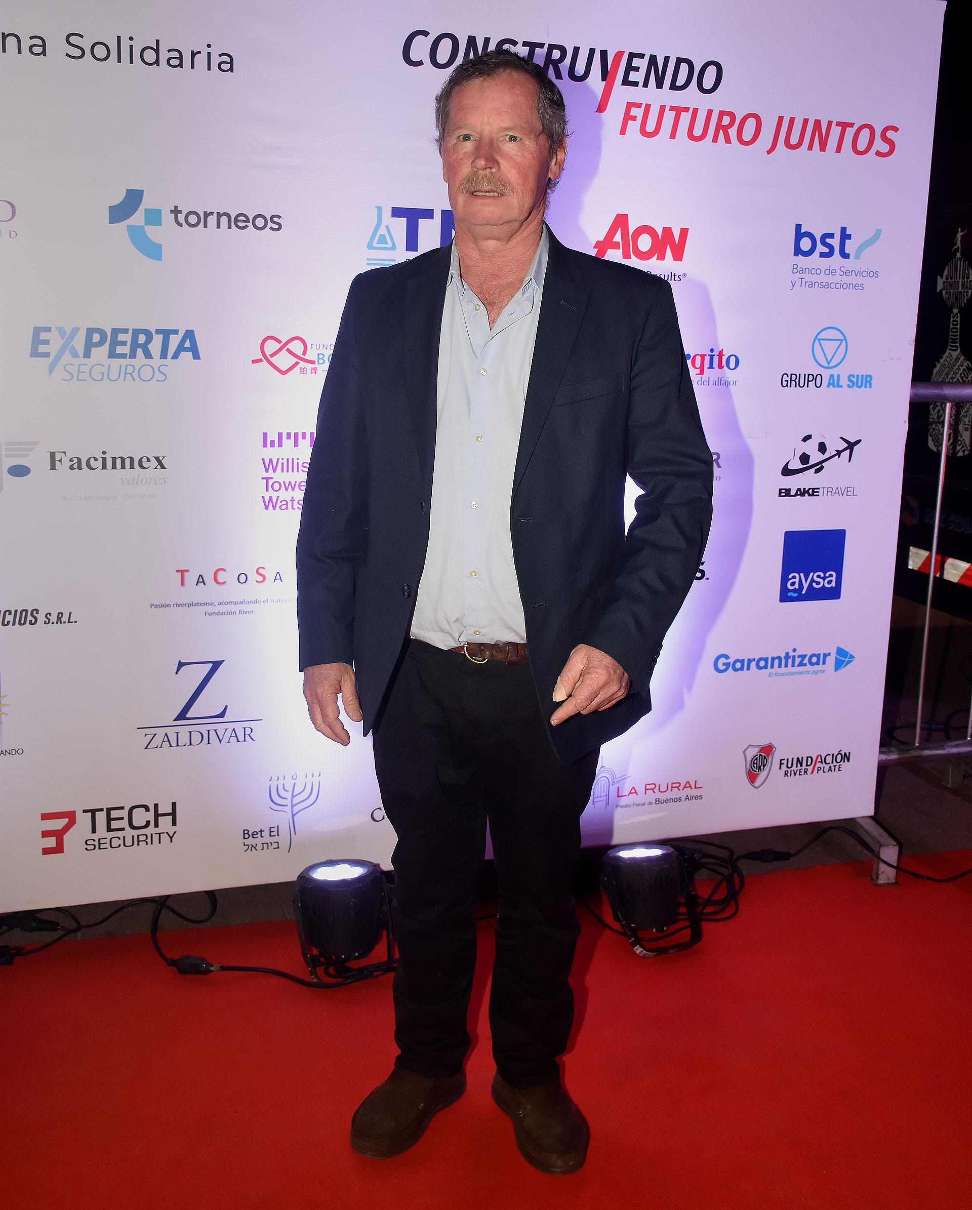 Juan Carr, titular de Red Solidaria
