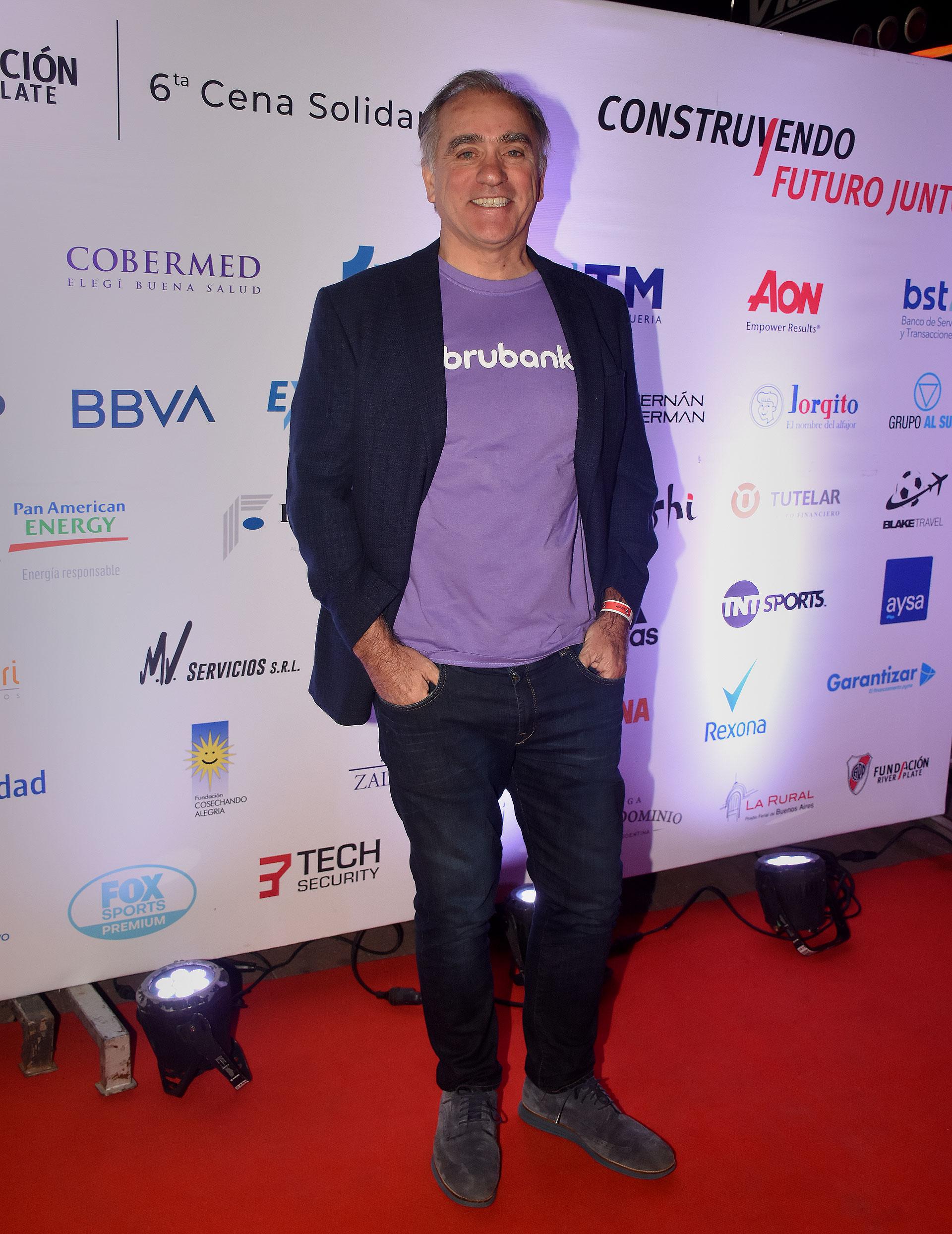 El abogado Juan Bruchou