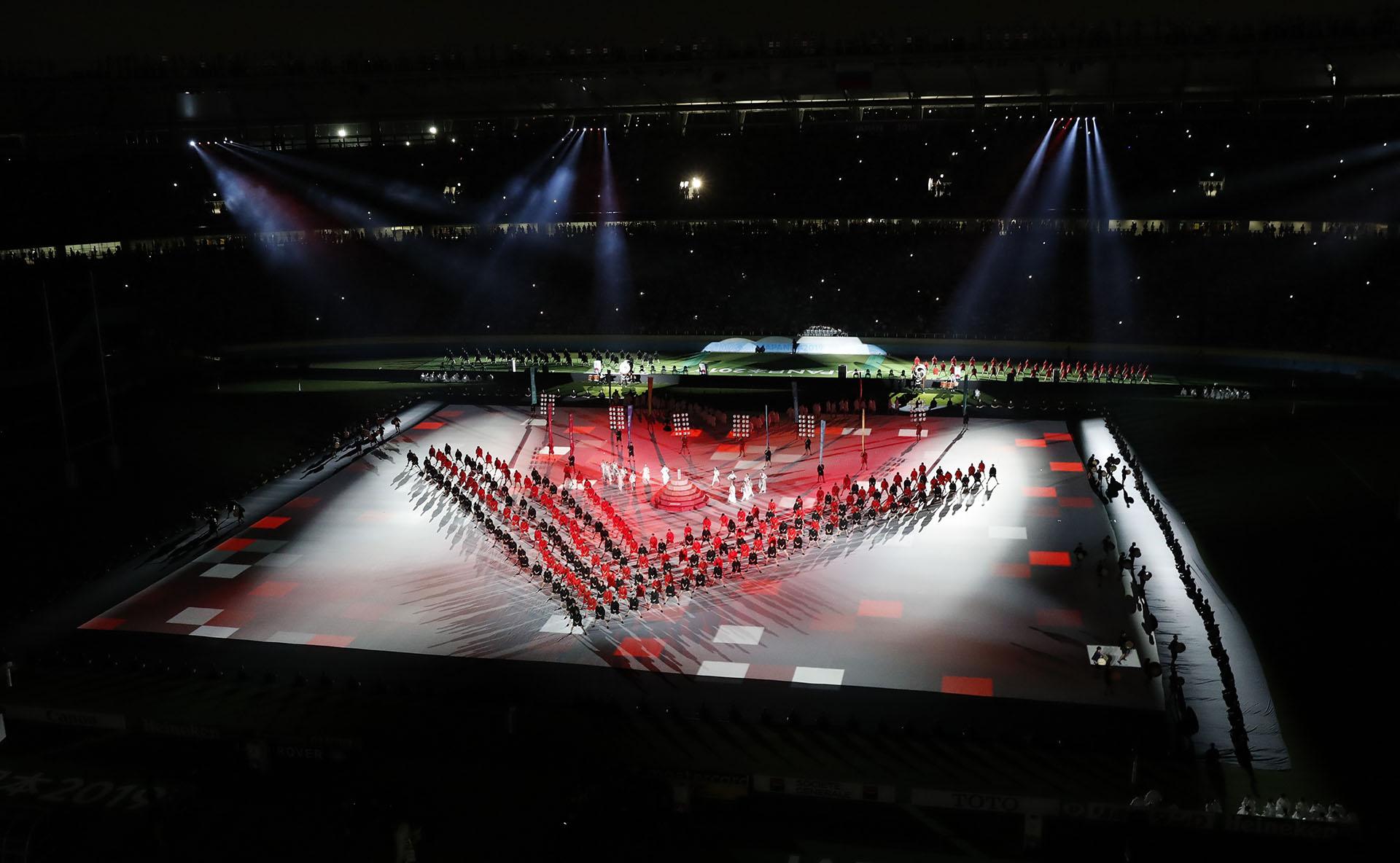 Comenzó la novena edición de la Copa del Mundo de rugby (REUTERS/Issei Kato)