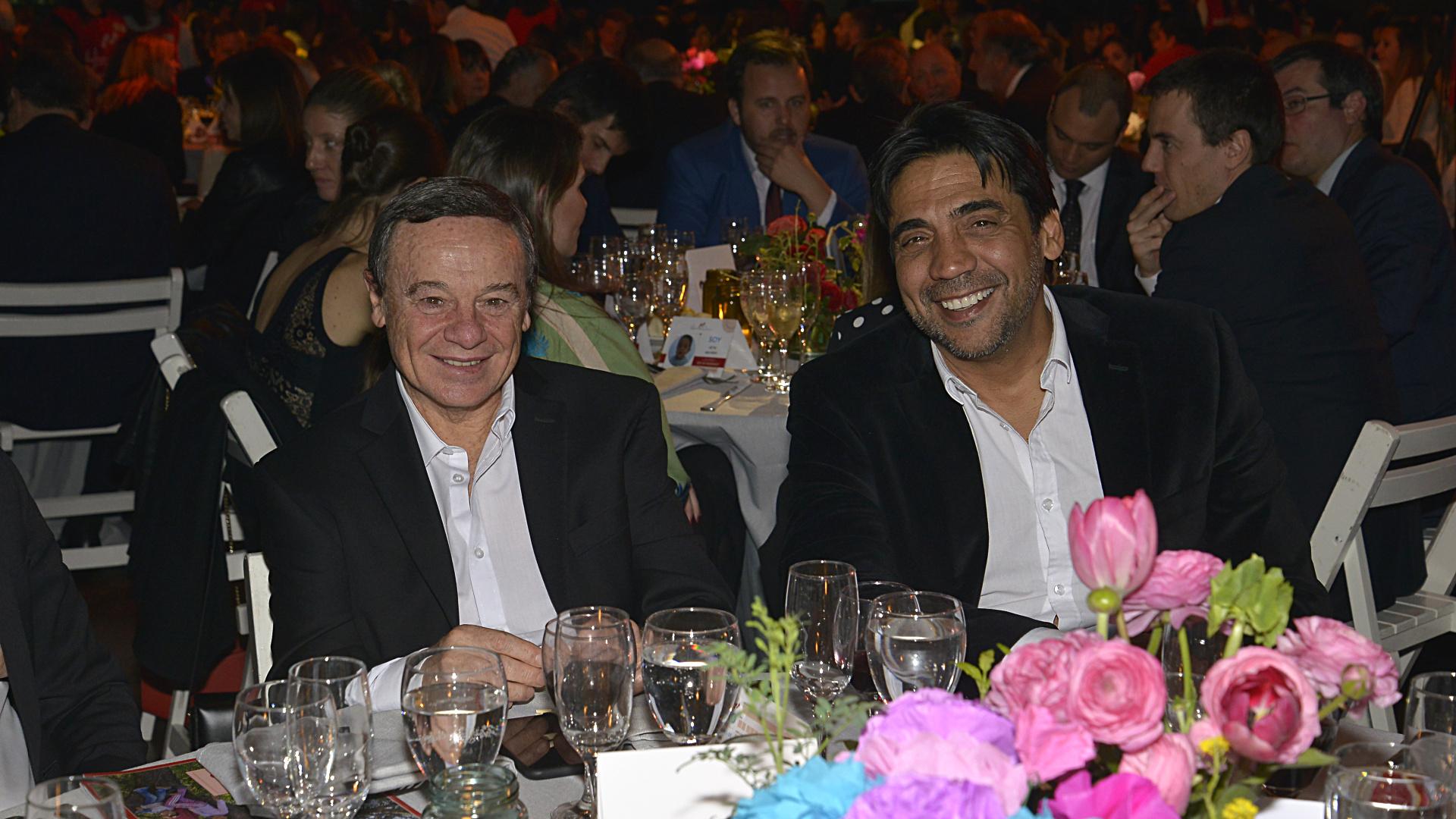 """Pablo Codevilla y Eduardo """"Coco"""" Fernández"""