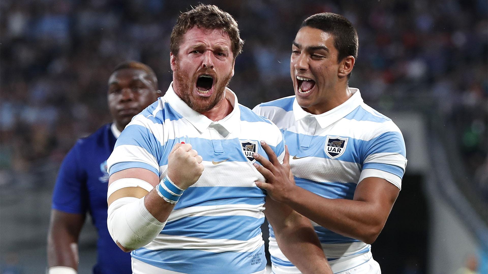 Anual Inocente Emigrar  Las 10 mejores imágenes del estreno de Los Pumas ante Francia por el Mundial  de rugby Japón 2019 - Infobae