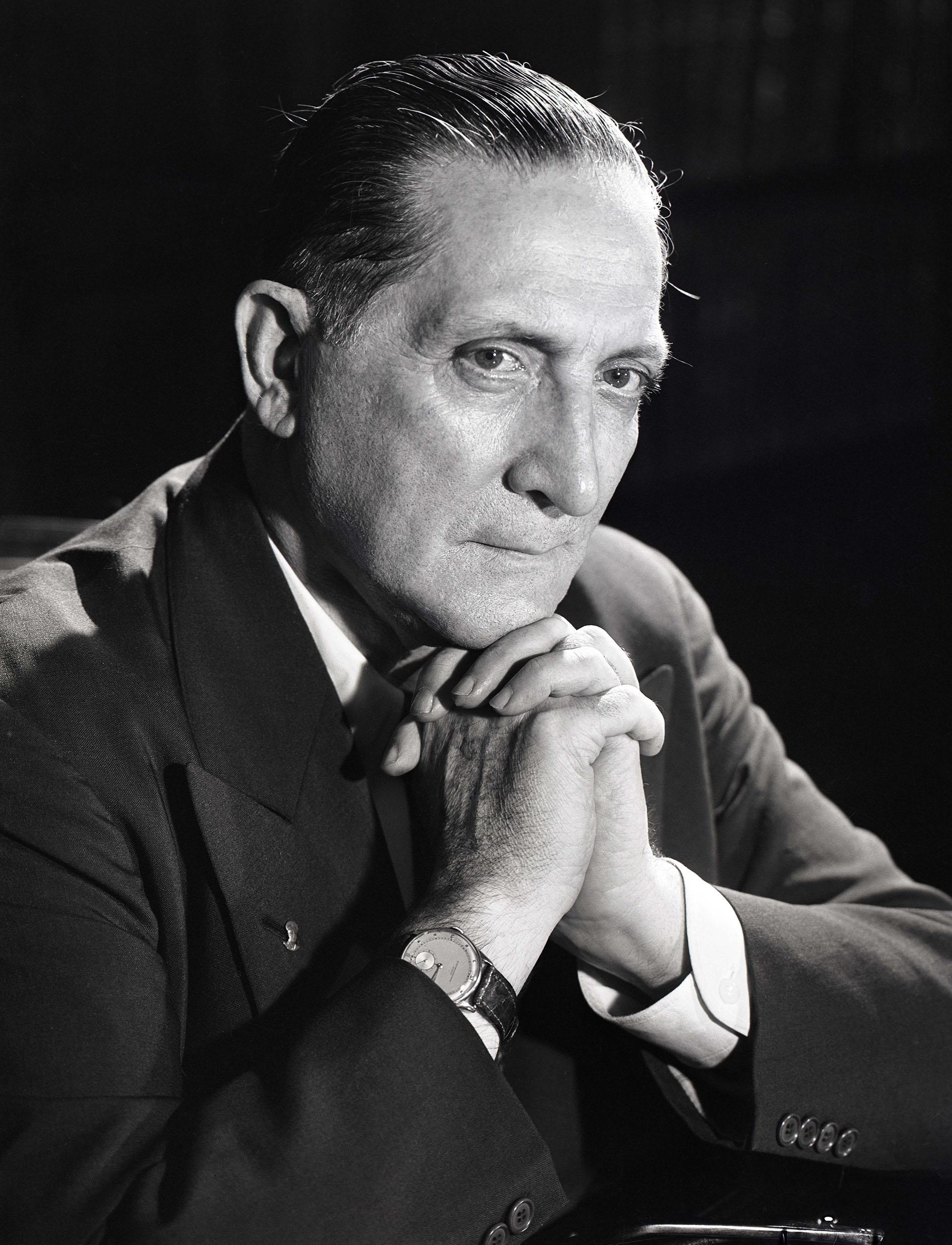 """Alberto Teisaire, el vice de Juan Domingo Perón que apoyó a la Revolución Libertadora: """"Él no gobernaba, ordenaba"""" - Infobae"""