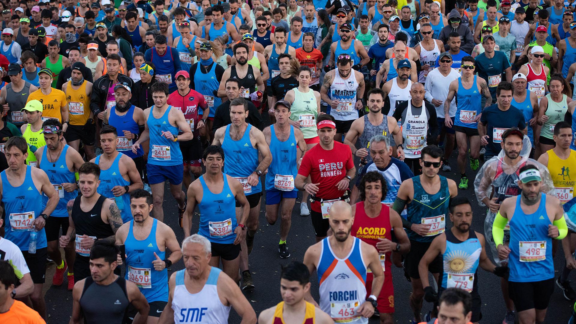 Se superó la cantidad de participantes respecto a la edición 2018 aunque no se llegaron a alcanzar los récords históricos