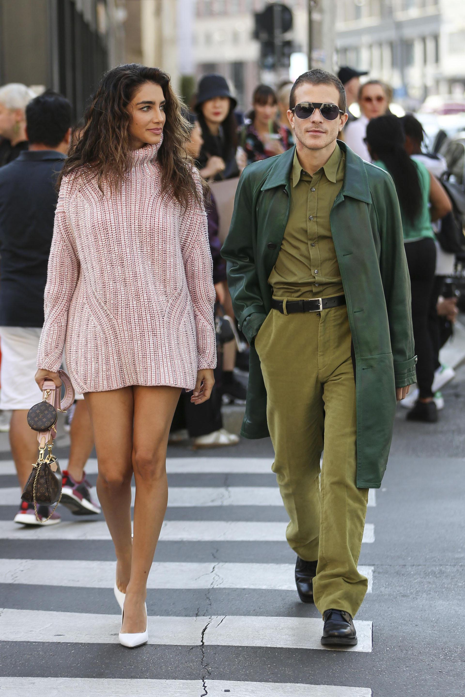 Jessica Kahawaty y Carlo Sestini deslumbraron con su propuesta de estilo