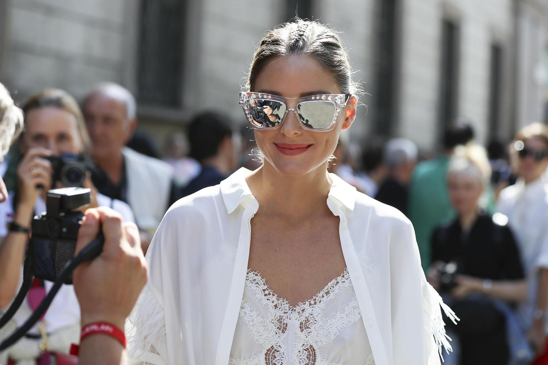 Olivia Palermo es una de las figuras presente en cada edición de Fashion Week