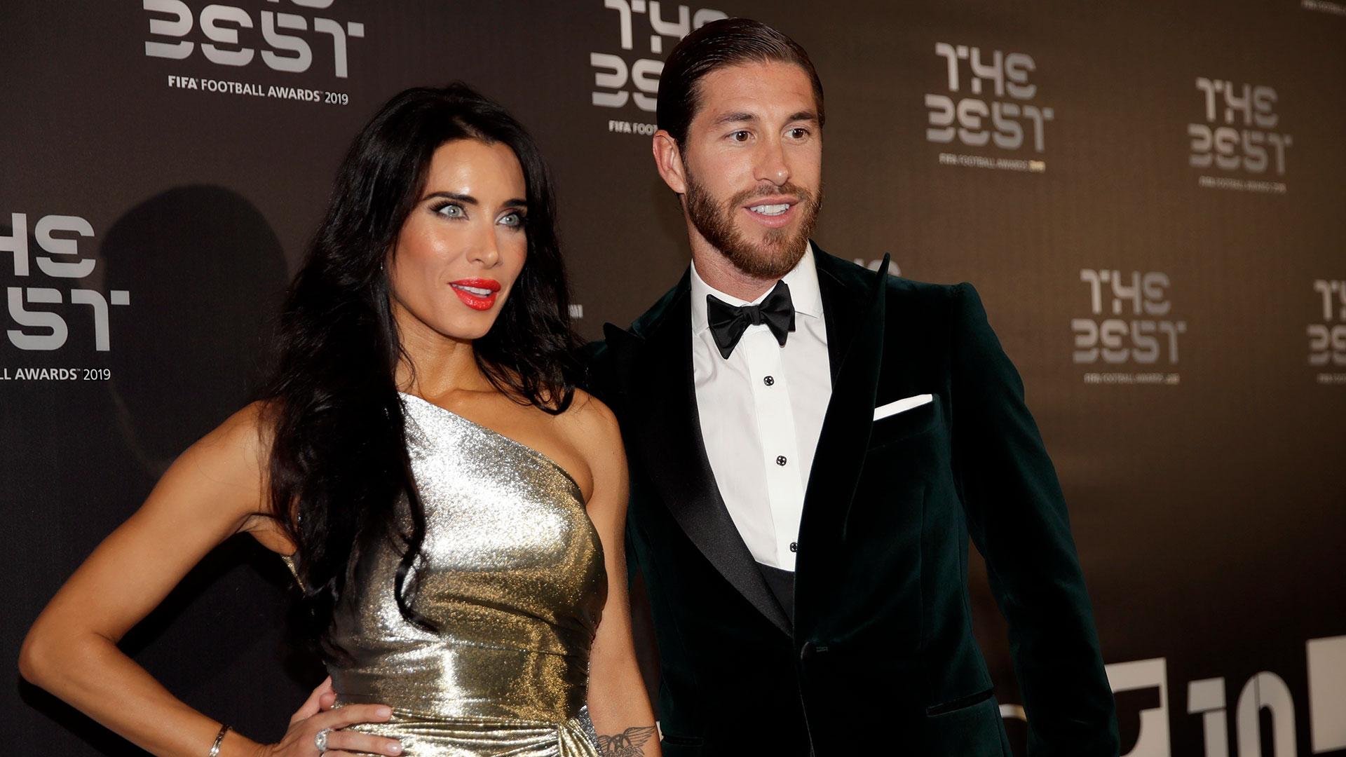 Sergio Ramos formó parte delEquipo Ideal de la FIFA