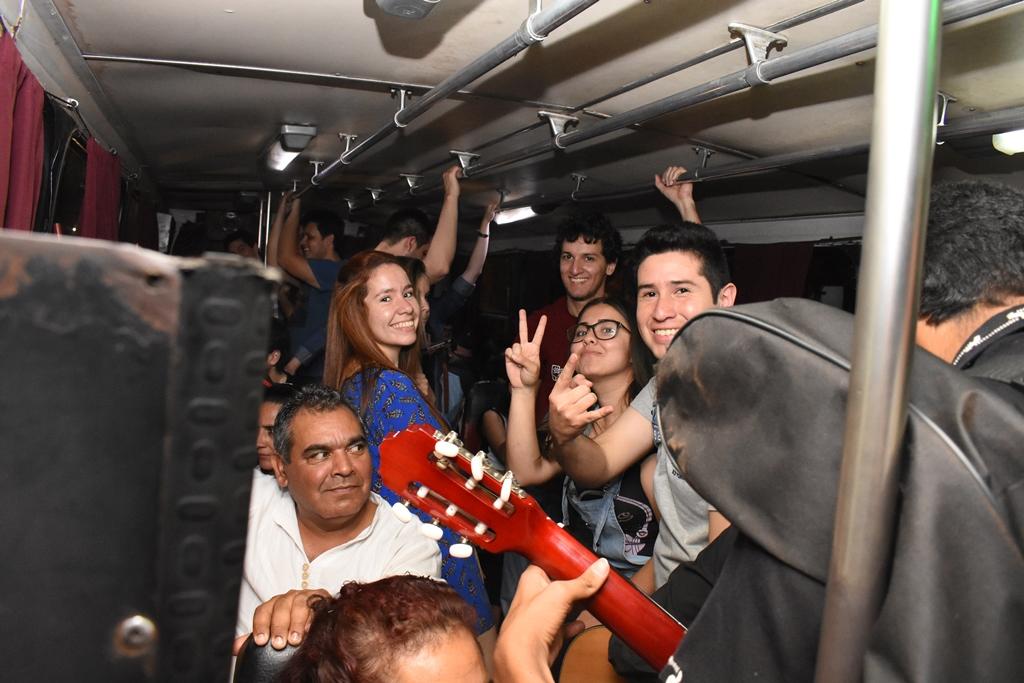 Viaje a la compañía Saguazú, Yaguarón, donde vivió una famosa hechicera.