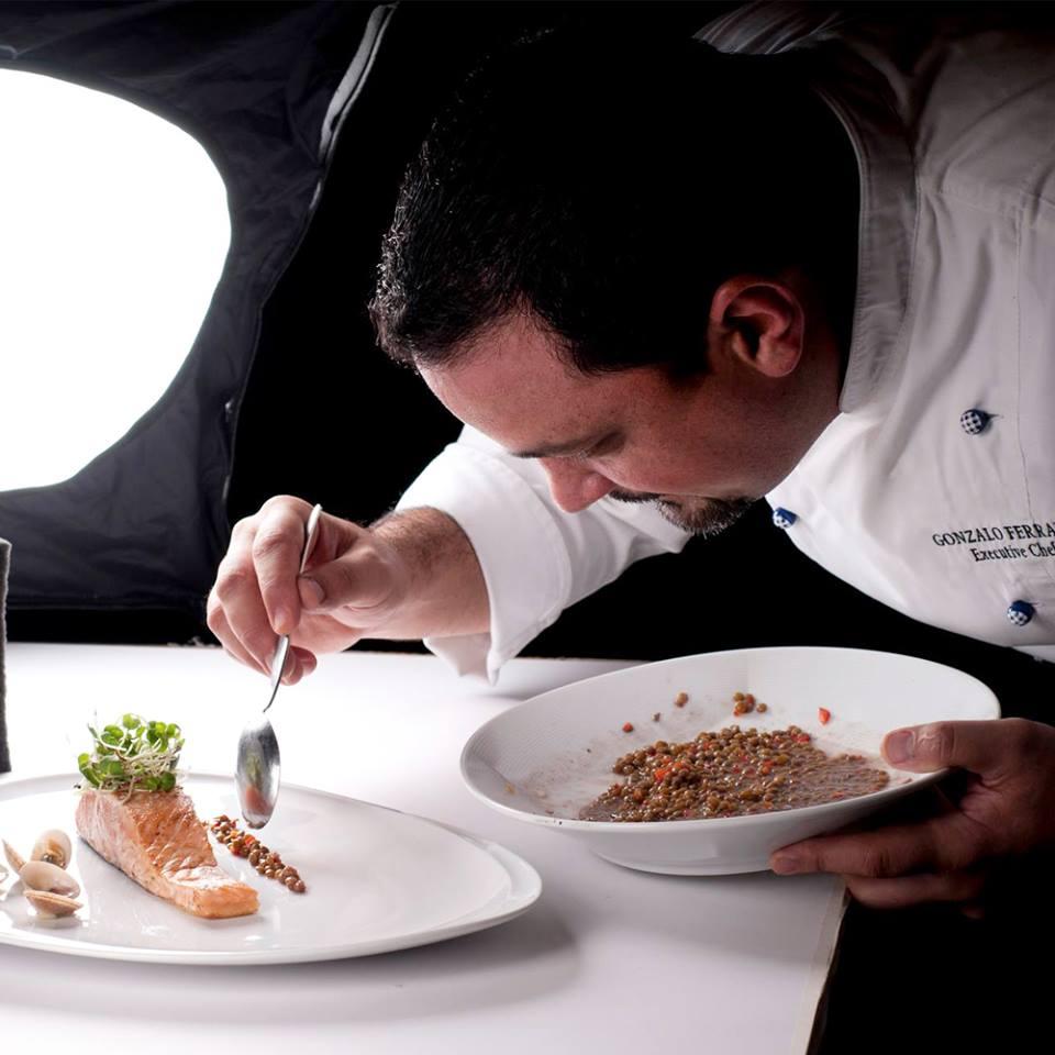 CHEF. Gonzalo Ferrand es peruano y cuenta con 20 años en el mundo de la gastronomía.