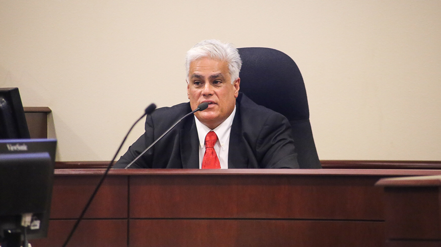 """Former Speaker of the House Ken Martinez said Griego accused him of """"messing up my deal"""""""