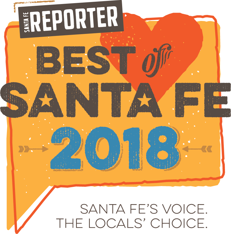 Best of Santa Fe logo