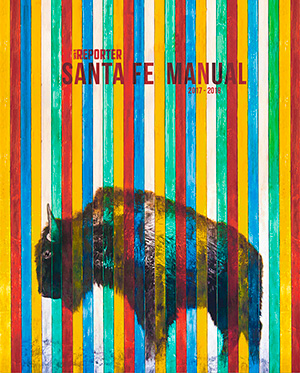 Cover of the 2017-2018 Santa Fe Manual